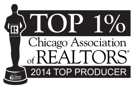 2014---top-producer-Chicago-association-of-Realtors