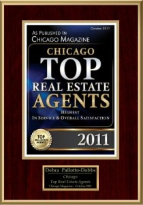 Chicago Top Agent plaque image