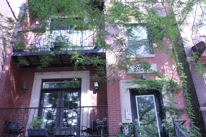 2343 Leavitt Unit 3 facade 2