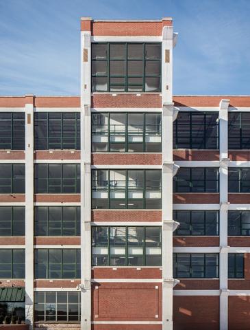 The Fields; Chicago, IL; Harken Interiors, Hubbard Street Group; Darris Lee Harris Job#1462