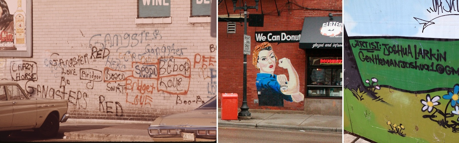Chicago street art history